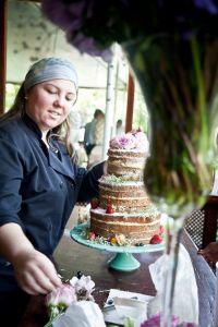 Montagem Naked Cake